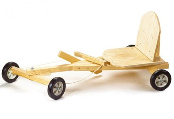 wood go kart kit